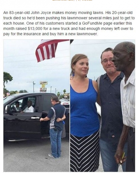 Faith in Humanity is a Wonderful Thing - Trending on Imgur