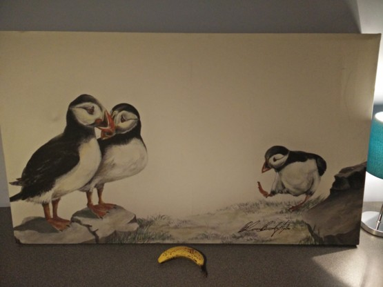 My Dad unknowingly bought a painting of the unpopular ...