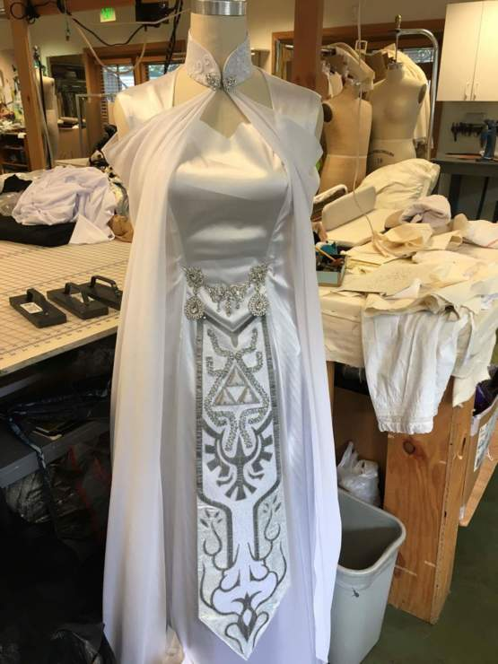 I M Getting Married In December And Having My Dress Custom Made Here S The Progress