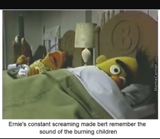 Rather offensive sesame Street memes for teens that don't ...