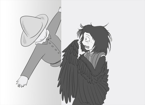 Crow Girl Collection
