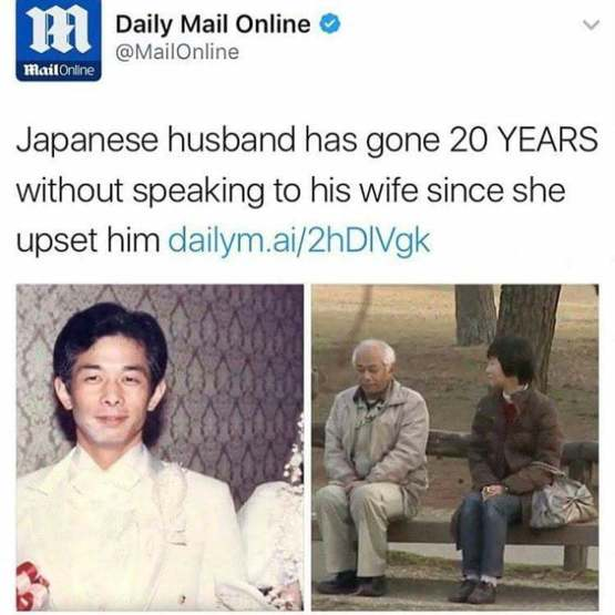 Now that's commitment..