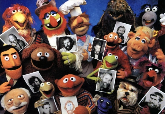 Evolution of Jim and the Muppets