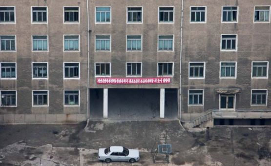 I saw a post earlier showing the side of North Korea the government wants you to see. Here's a collection of illegal photos that show the side the government wants hidden.