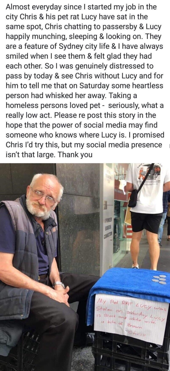 Reposting to help this guy!
