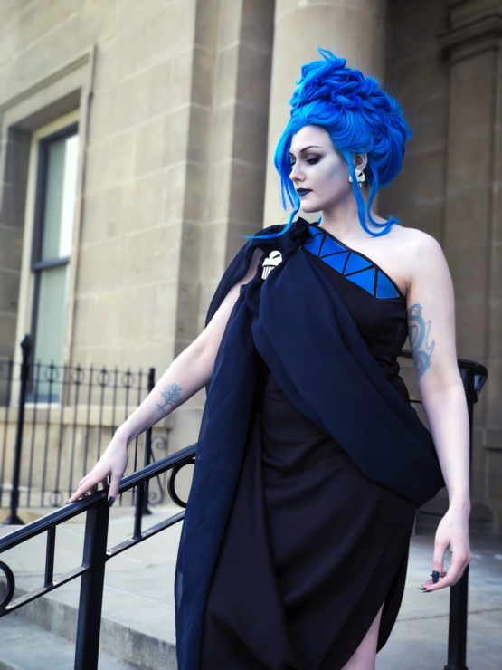 Female Hades (Disney's Hercules) Cosplay