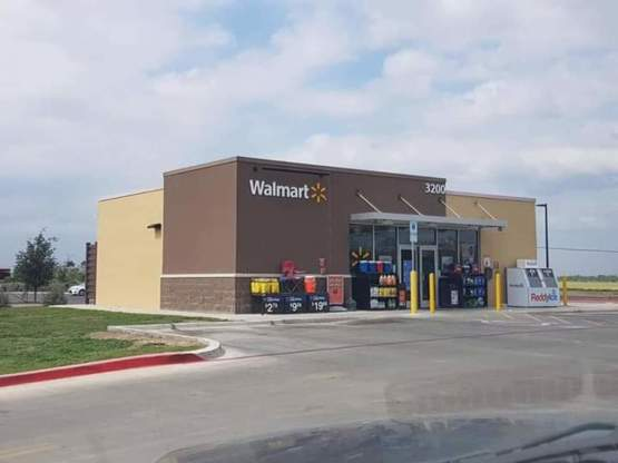 Rough Week Here's A Baby Walmart. Hope This Helps.