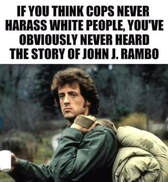 John Rambo knows the feels