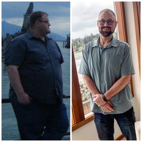 250 lb weight loss update