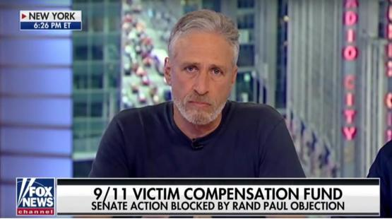 Disappointed Jon Stewart