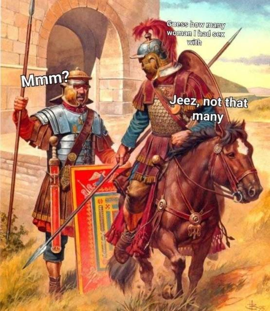 Historical memes to get you through this time span