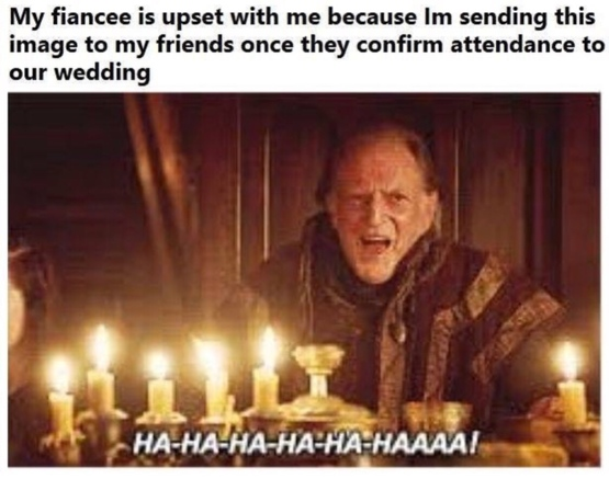 Marriage issues
