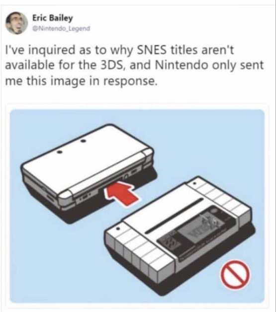 The 3DS isn't brave enough