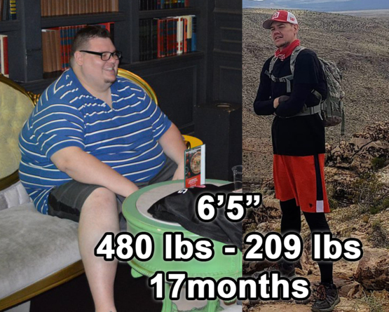 Weight Loss Progress Pic