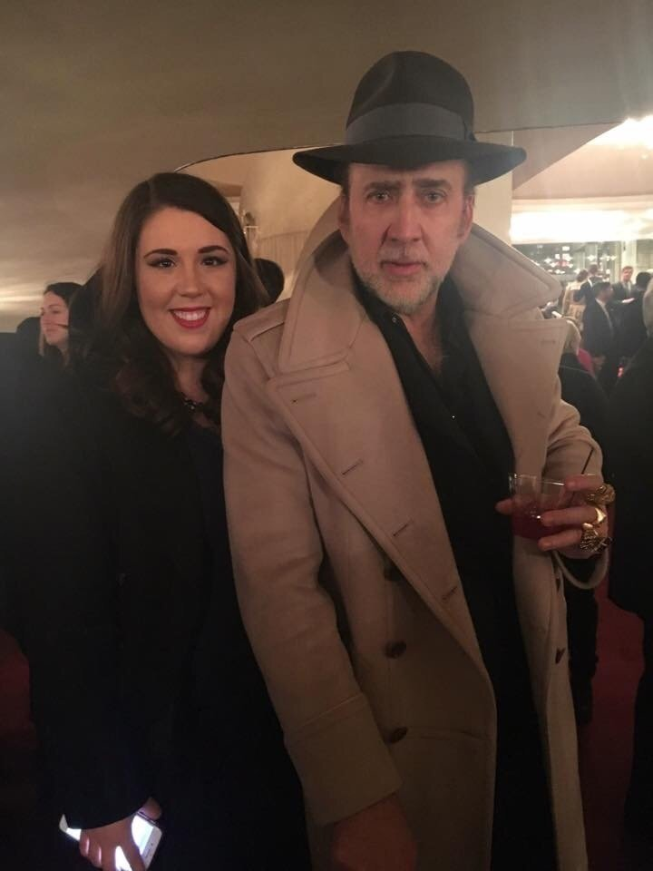 My friend met this dapper man at the Met this weekend. He mentioned something about the Declaration of Independence