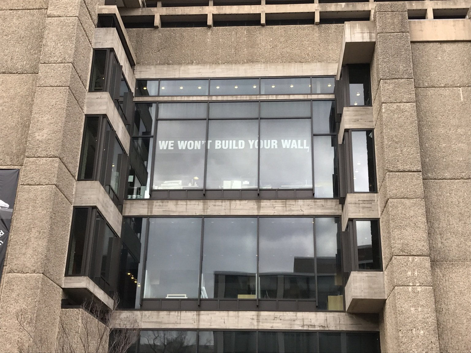 Yale School of Architecture with a message for Trump - Trending on