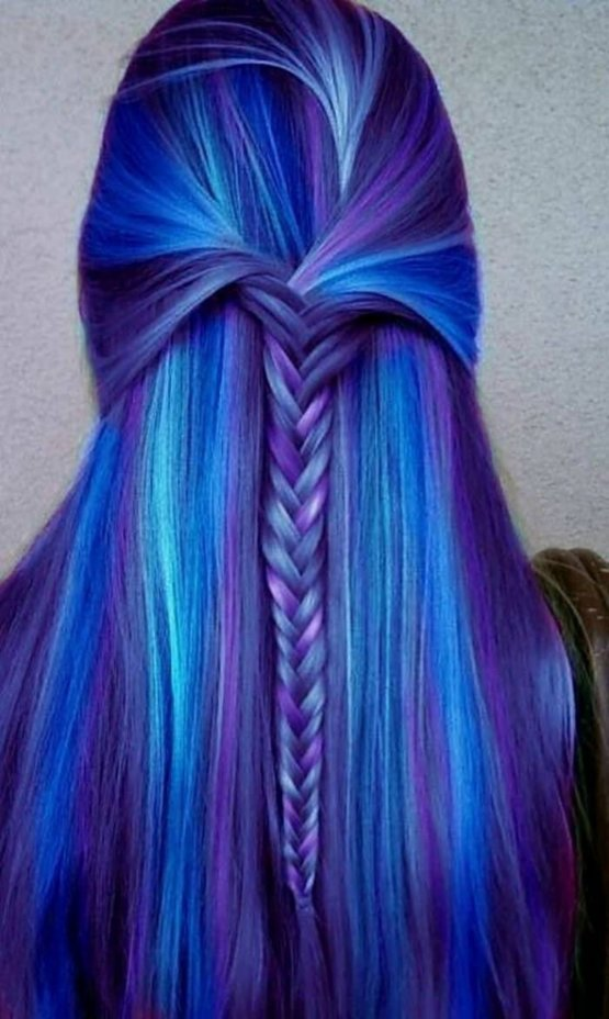 Cosmic hair - Trending on Reddit