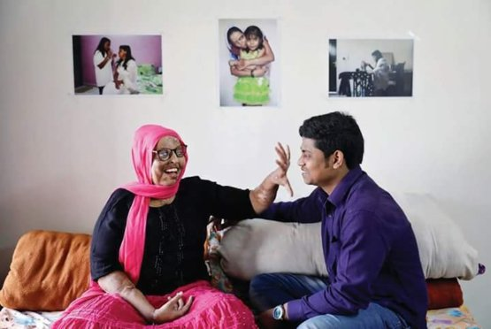 Acid Attack Victim Gets Engaged on Valentine's Day