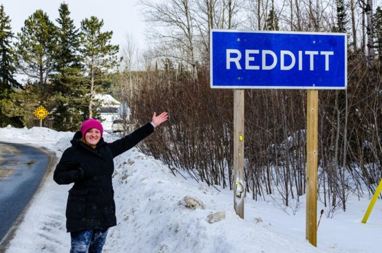 Reddit! Welcome to Redditt Ontario, Canada sorry for the