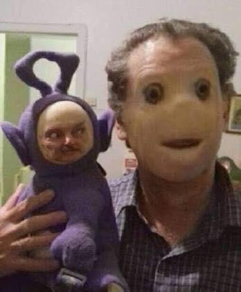 Faceswapping has consequences.