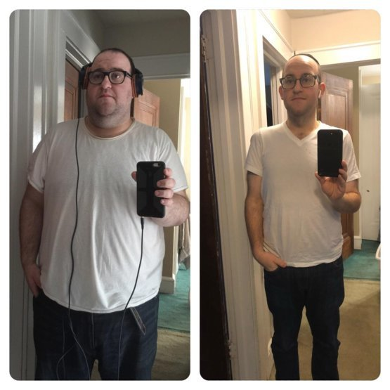11 months, 161 lost, no surgery  Life is good  - Trending on