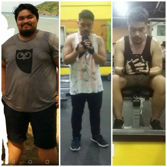 been fat my entire life and i wanted to change fast this is what a