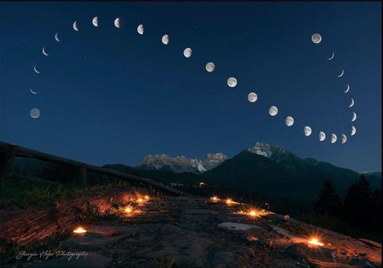 Lunar Cycle Period Amazing - from Giorgia Ofer