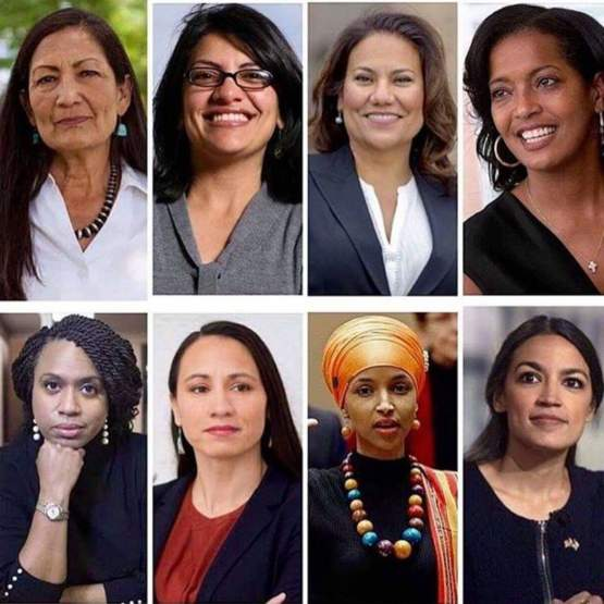 Just a few of the new faces in Congress. Congrats to all those that won. Please help bring this country back together.