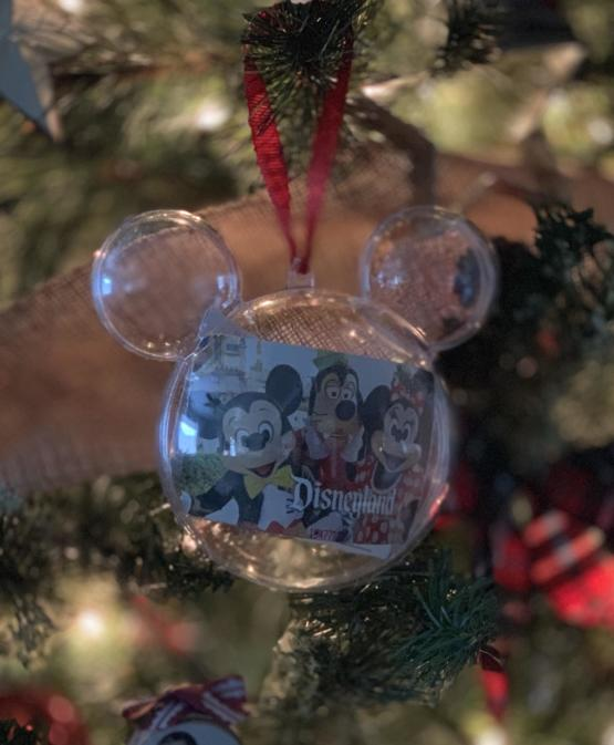 The Wife And Kids Christmas Present Is On The Tree And They Still