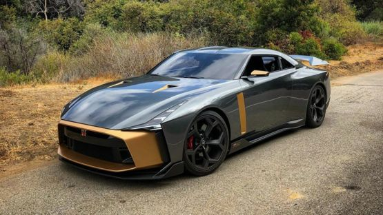 The 2019 Nissan GT r50