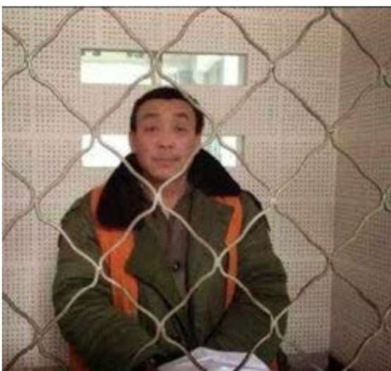 "Christian Pastor Zhang Shaojie, arrested for "" gathering a crowd to disturb public order"" in Beijing, is being tortured, starved and near death less than two years into a 14 year sentence"