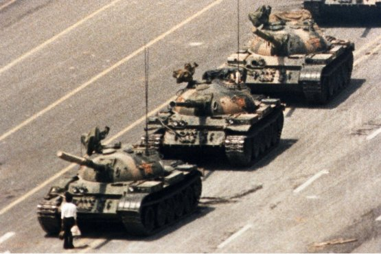"Given that reddit just took a $150 million investment from a Chinese censorship powerhouse, I thought it would be nice to post this picture of ""Tank Man"" at Tienanmen Square before our new glorious overlords decide we cannot post it anymore."