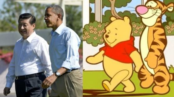 TIL Winnie-the-pooh is an anti-regime symbol in China. Given recent donations, I'll leave this here.
