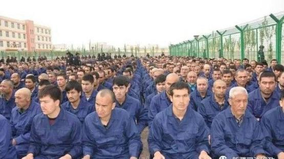 "China reportedly has detained over a million of Uighur Muslims in ""Re-education Camps,"" where they would be forced to eat pork and recite ""The Quotations from Chairman Mao"" but no sanctions has been imposed on China for this - aren"