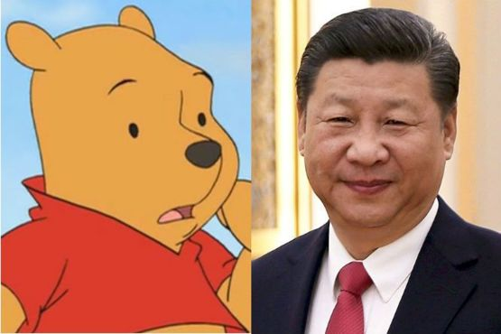 Reddit is now funded by Chinese investors, so let's remember that President Xi Jinping is so insecure in a meme that he banned Winnie the Pooh nationwide.