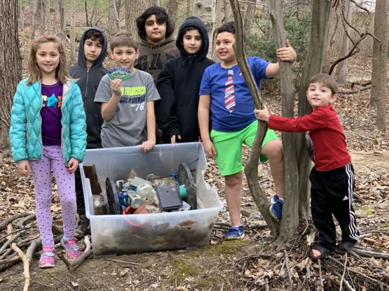 Team #TrashTag from Virginia, USA