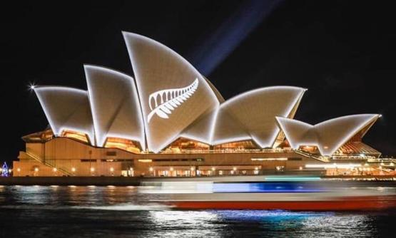 Sydney stands with New Zealand tonight
