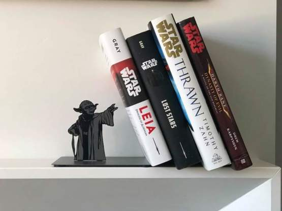 Perfect way to hold your books