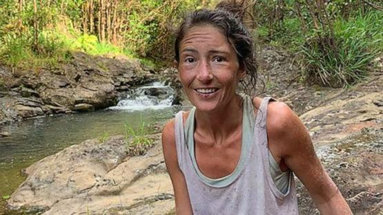 After police called off the search, volunteers and friends kept up the search for 16 days. hiker Amanda Eller found safe on Maui