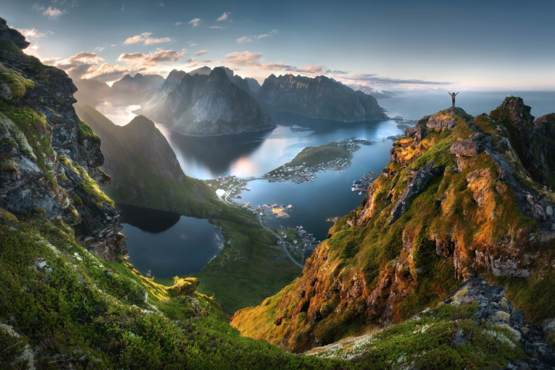 Norway is so beautiful