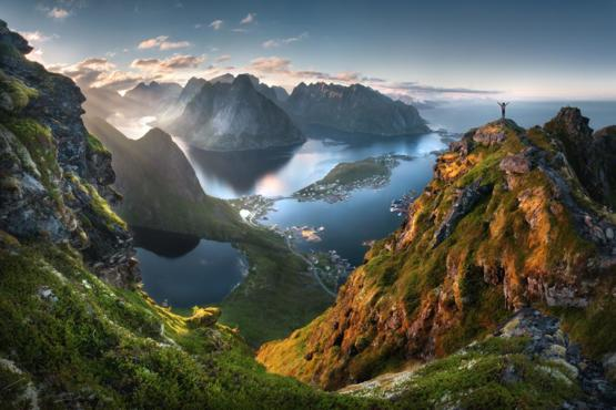Norway is beautiful ??