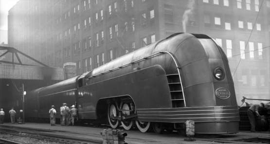 The Mercury train operated between midwestern US cities for the New York Central Railroad between 1936 and 1959