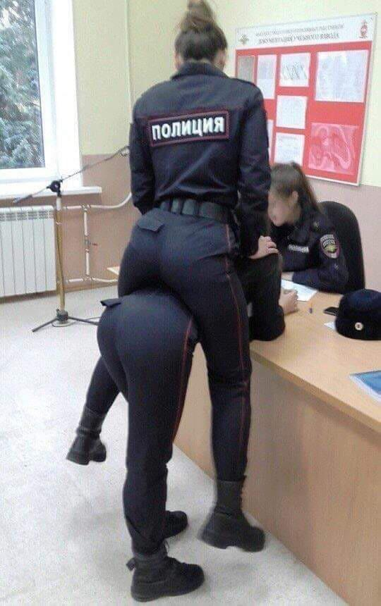 The Russian Police