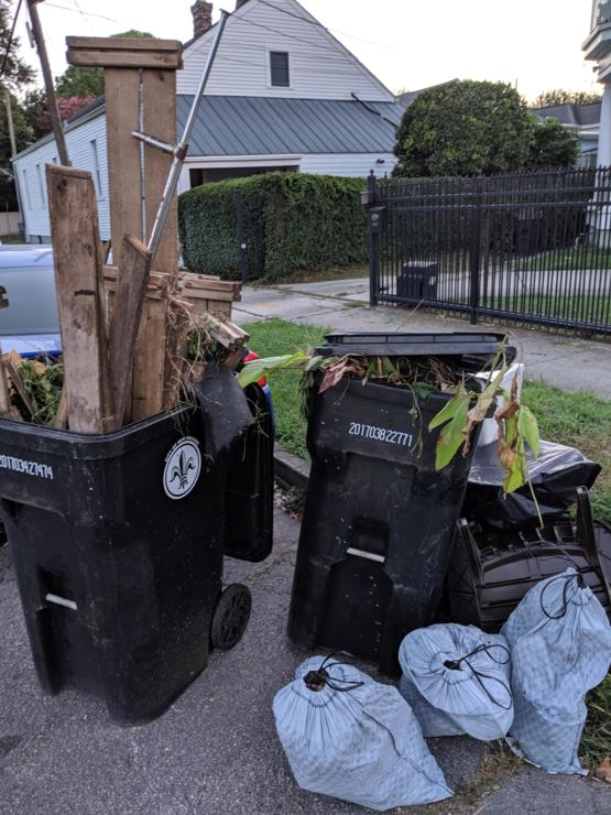 I'm 14 just did my first neighborhood clean up before highschool