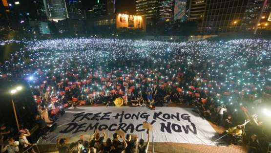 The Scale of the Hong Kong Protests is Insane