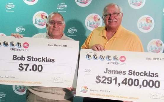 Two brothers won the lottery on the same day