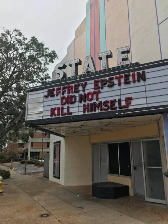 State Theater in my hometown