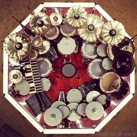 """""""If you've got a problem, take it out on a drum."""" Rest in peace Neil Peart, the greatest of all time."""