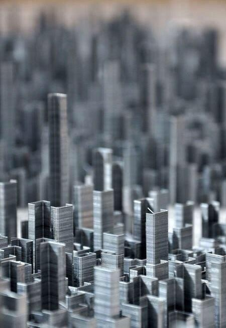 Staple City.