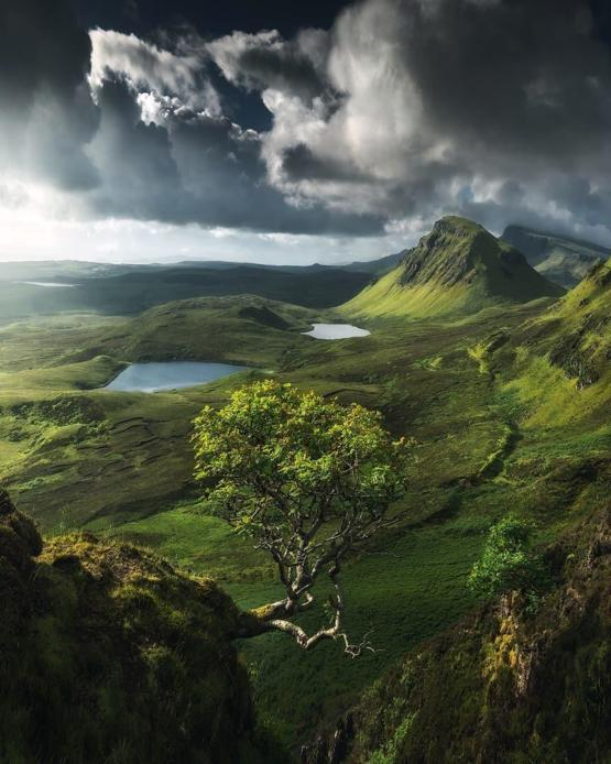 ???? Isle of Skye in the Scottish Highlands